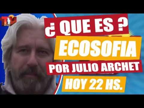 ECOSOFÍA*RESISTIENDO CON AGUANTE*JORGE ARES*JULIO ARCHET
