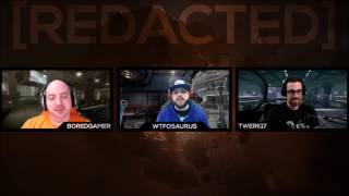 [REDACTED] Star Citizen Podcast #105 - Cutlass & Buildings