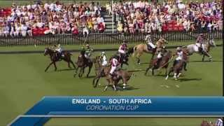 The Audi Coronation Cup 2012 - England vs South Africa