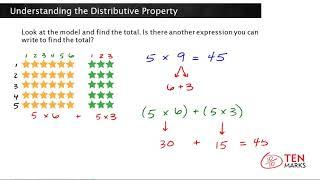 Understanding the Distributive Property: 3.OA.5