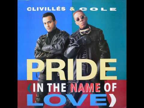 Clivilles & Cole - Pride In The Name Of Love (Techno Remake Club Remix)