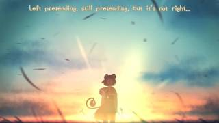 Repeat youtube video 【東方ボーカル】 Goodbye 【FELT】【Subbed】