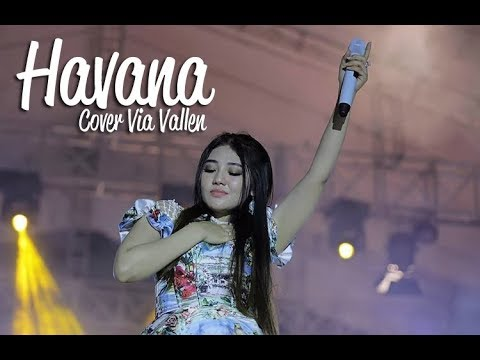 HAVANA ( Camila Cabello) COVER  VIA VALLEN
