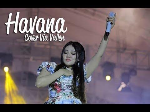 HAVANA ( Camila Cabello) COVER  VIA VALLEN