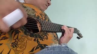 Vết Nhơ (Tuấn Hưng) Rock ballade guitar