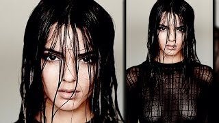 Kendall Jenner Under Fire for Nude Photo!