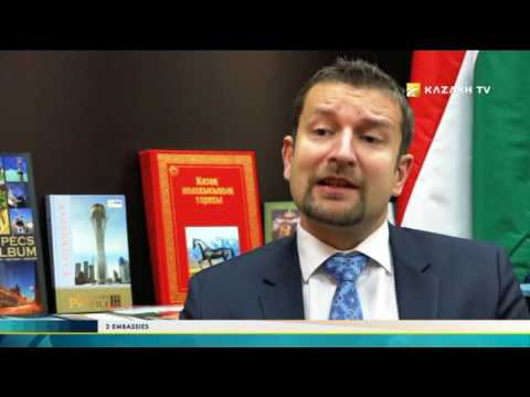 """2 Embassies"" №2 (27.11.2016) - Kazakh TV"