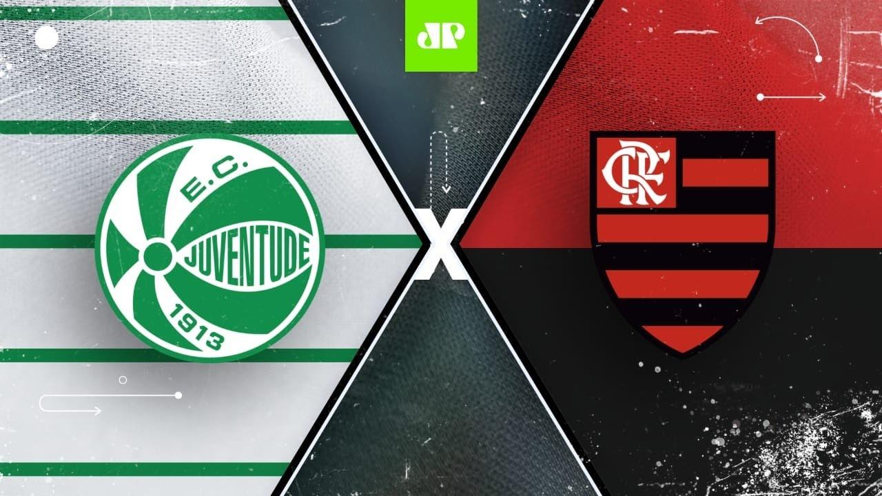 Juventude x Flamengo - AO VIVO - 27/06/2021 - Campeonato ...