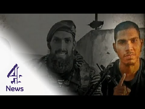 The fourth 'Beatle': Islamist who 'guarded hostages' with Jihadi John | Channel 4 News