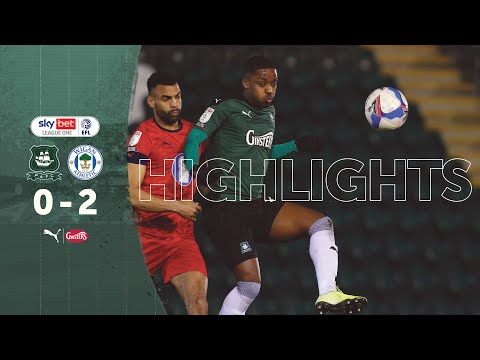 Plymouth Wigan Goals And Highlights