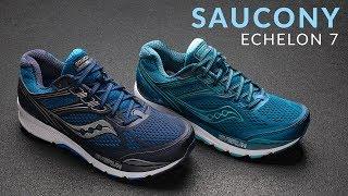 Saucony Echelon 7 - Running Shoe Overview