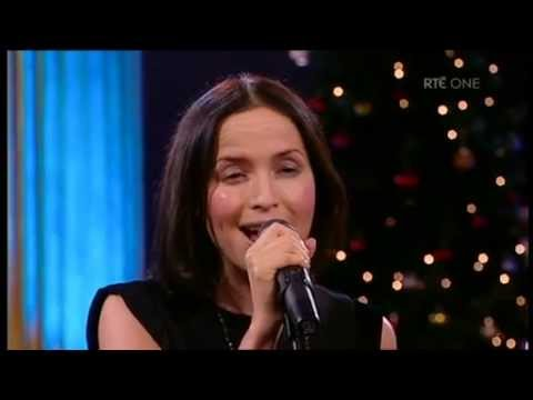 Oh Little Town of Bethlehem - Andrea Corr on 'Carols From The Castle' (24-12-12)