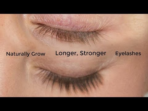 7d401b5f9d1 Xlash Eyelash Serum Review - Naturally Grow Longer, Stronger Eyelashes -  YouTube