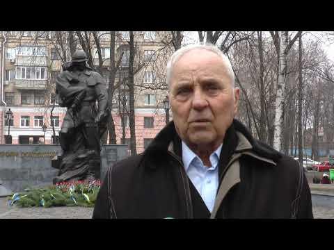 ObjectivTv: Харківські ліквідатори вшанували пам'ять загиблих колег
