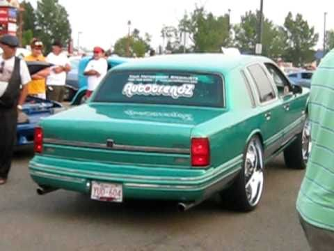 Lincoln Town Car Youtube