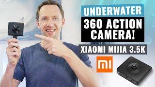 Waterproof 360 Action Camera: Xiaomi Mijia Mi Sphere 3.5K Review!