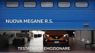 Renault MEGANE R.S. - Vallelunga