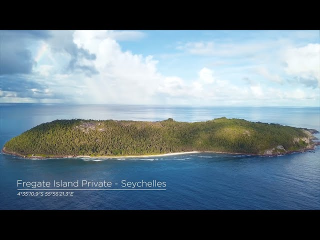 Conservation around Fregate Island