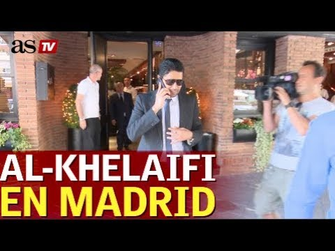 Al-Khelaifi está en Madrid | Diario AS