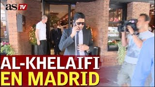 Al-Khelaifi está en Madrid | Diario AS