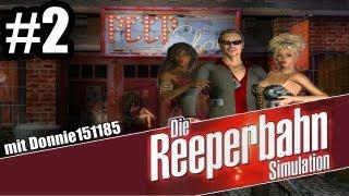 Let's Play Die Reeperbahn Simulation (Die Erben von St. Pauli) #2 - Videokabinen [GER/Full HD]