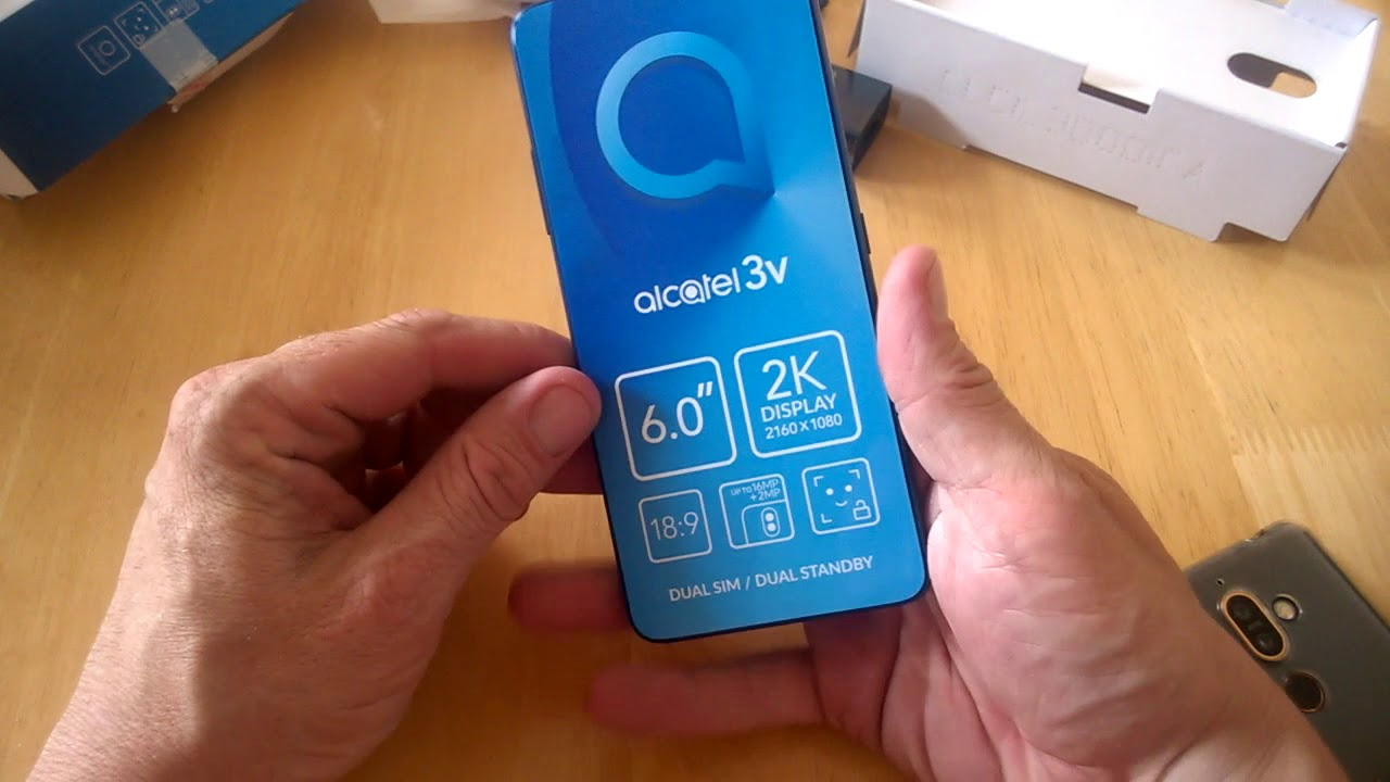 brand new 2971a 84961 Review – The Alcatel 3V budget smartphone offering quite alot for ...