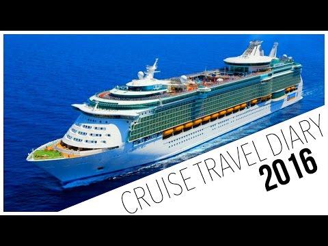 Cruise Ship Travel Diary! | 2016 Liberty of the Seas