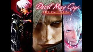 Devil May Cry HD Collection, Vídeo Análisis