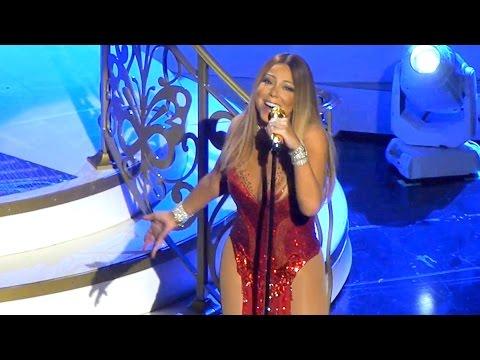 """Infinity Vocals"" Mariah Carey - August 28 & 31 (2016)"