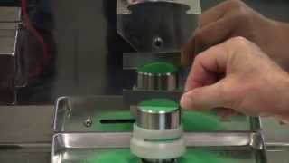 Aerated & Packed Density Testing