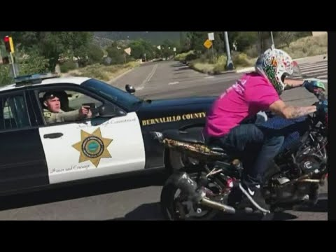Deputy pulls gun on motorcyclist while driving; BCSO says deputy was in fear