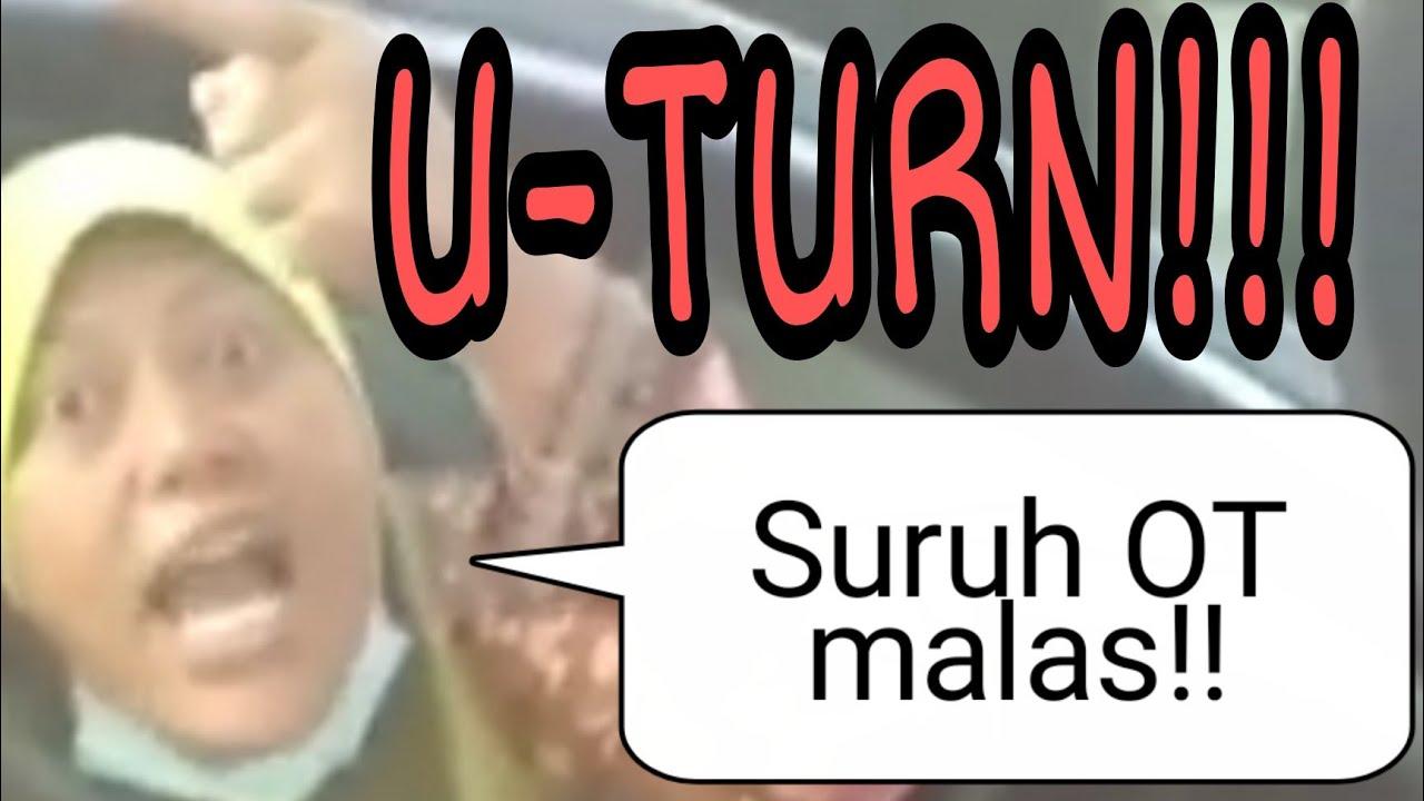 "Download (PARODI) #87 Drama Parodi Pendek - ""U-Turn"""