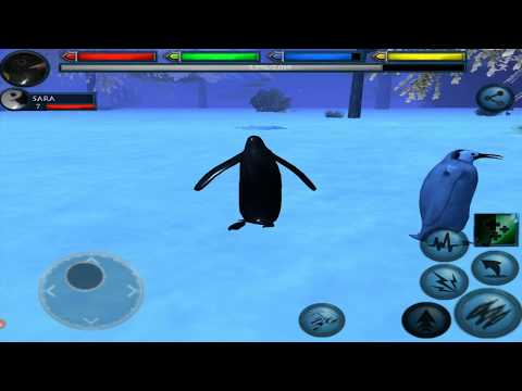 Ultimate Penguin Family: Polar Bird Survival Simulator, By Gluten Free Games.