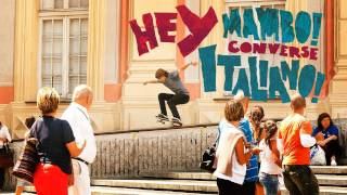 Converse team in Germany and Italy