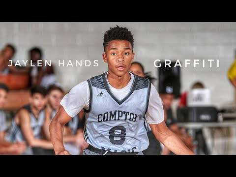 Jaylen Hands - Graffiti - HD