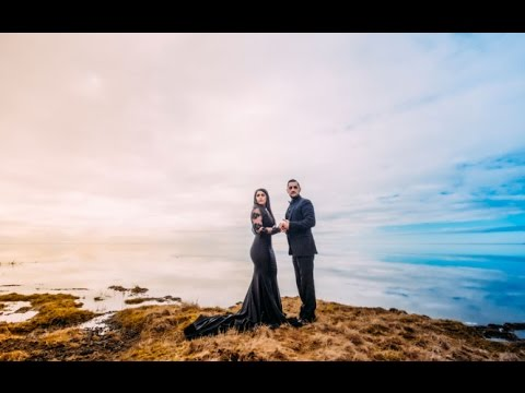 Pre-Wedding Iceland Photoshoot