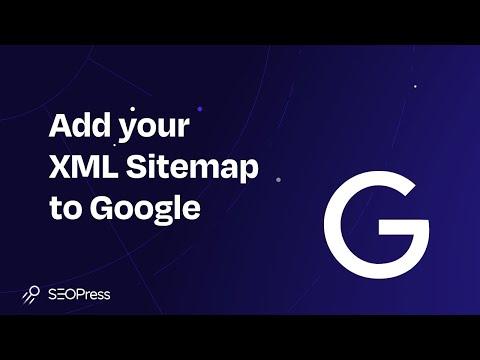 SEOPress - Add your XML Sitemap to Google