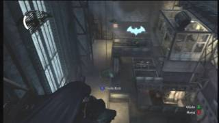 "Batman Arkham Asylum ""Rope-A-Dope-A-Dope"" and ""Freeflow Combo 10"""