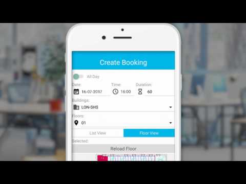 Space Booking Overview