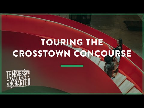 A Tour Of Crosstown Concourse In Memphis, Tennessee - Tennessee Valley Uncharted