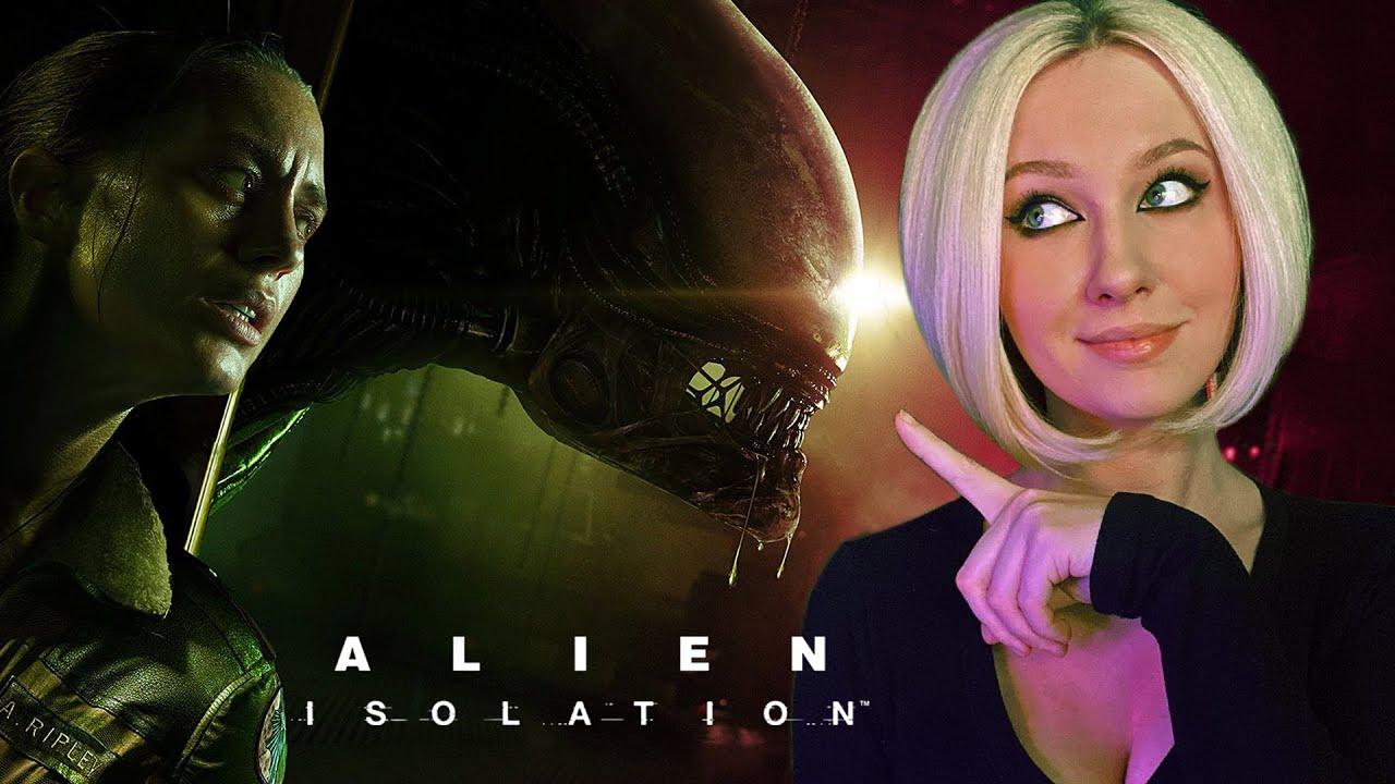 ЖЖЁМ ЧУЖОГО в Alien: Isolation #4 ➤ forestcatplay ➤ прохождение игры
