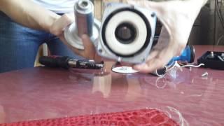 Ремонт насоса отопления своими руками. Vester 25-40G