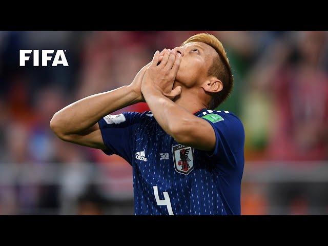 🇯🇵  Keisuke Honda | FIFA World Cup Goals