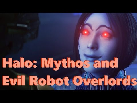 PodCastrophe: Episode 1 | Halo: Mythos and Evil Robot Overlords | Ft. @HCBlameRickey
