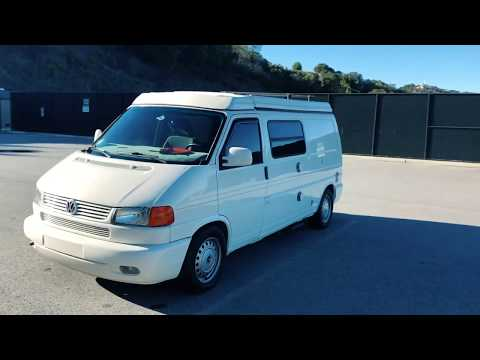 2003 Volkswagen Eurovan Camper For Sale