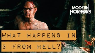 What Actually Happens in 3 FROM HELL?