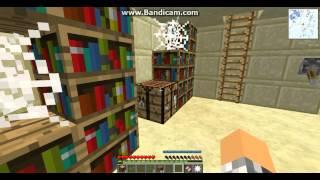 Minecraft:Адские приключения.Поиски дерева(обозревает san4es)