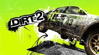Colin McRae: DiRT 2 - PS3 Gameplay