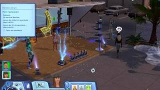 Sims 3 : Showtime - Gameplay