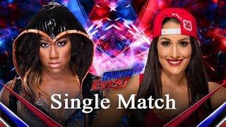 Main Event - Ember Moon vs. Nikki Bella | WWE2K19 KONXT